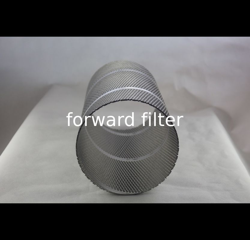 Light Decoration Perforated Cylinder Prisice Open Rate Thickness 0.1mm-50mm