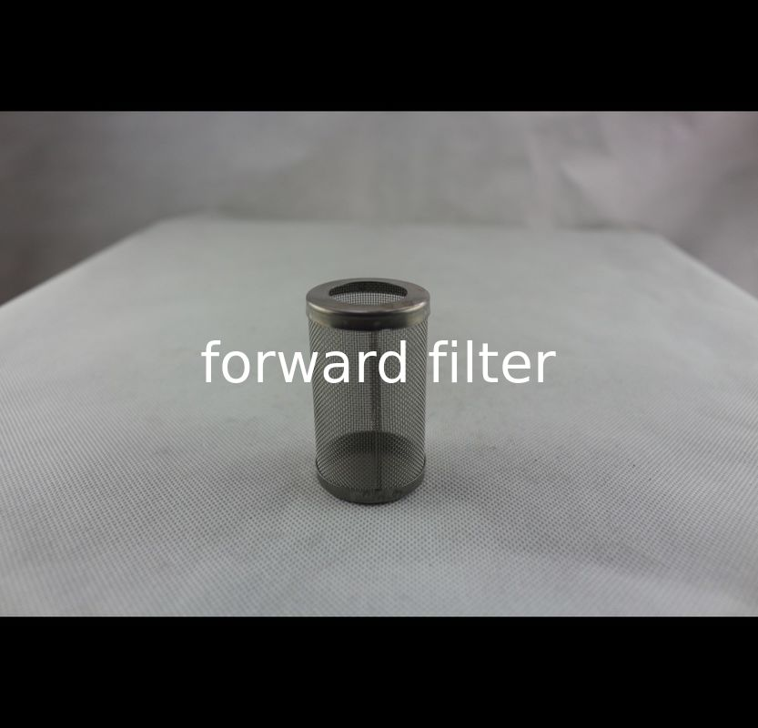 Copper Perforated Stainless Steel Cylinder , Oil Filtration Perforated Metal Cylinder